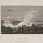 Falls of Niagara (published in London, 1812)