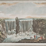 The Falls of Niagara in Canada (1812)