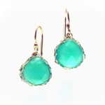 2_tataragic_green onyx earrings