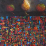 2_foster_A Pear Of Apples1_acrylic 36x36 1200