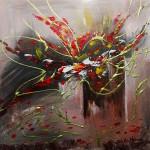 housez_last blooms_acrylic 12x12 300