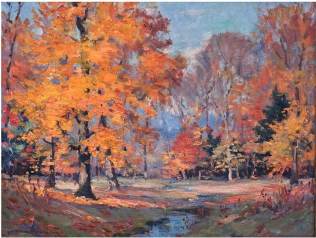 Untitled (autumn foliage)