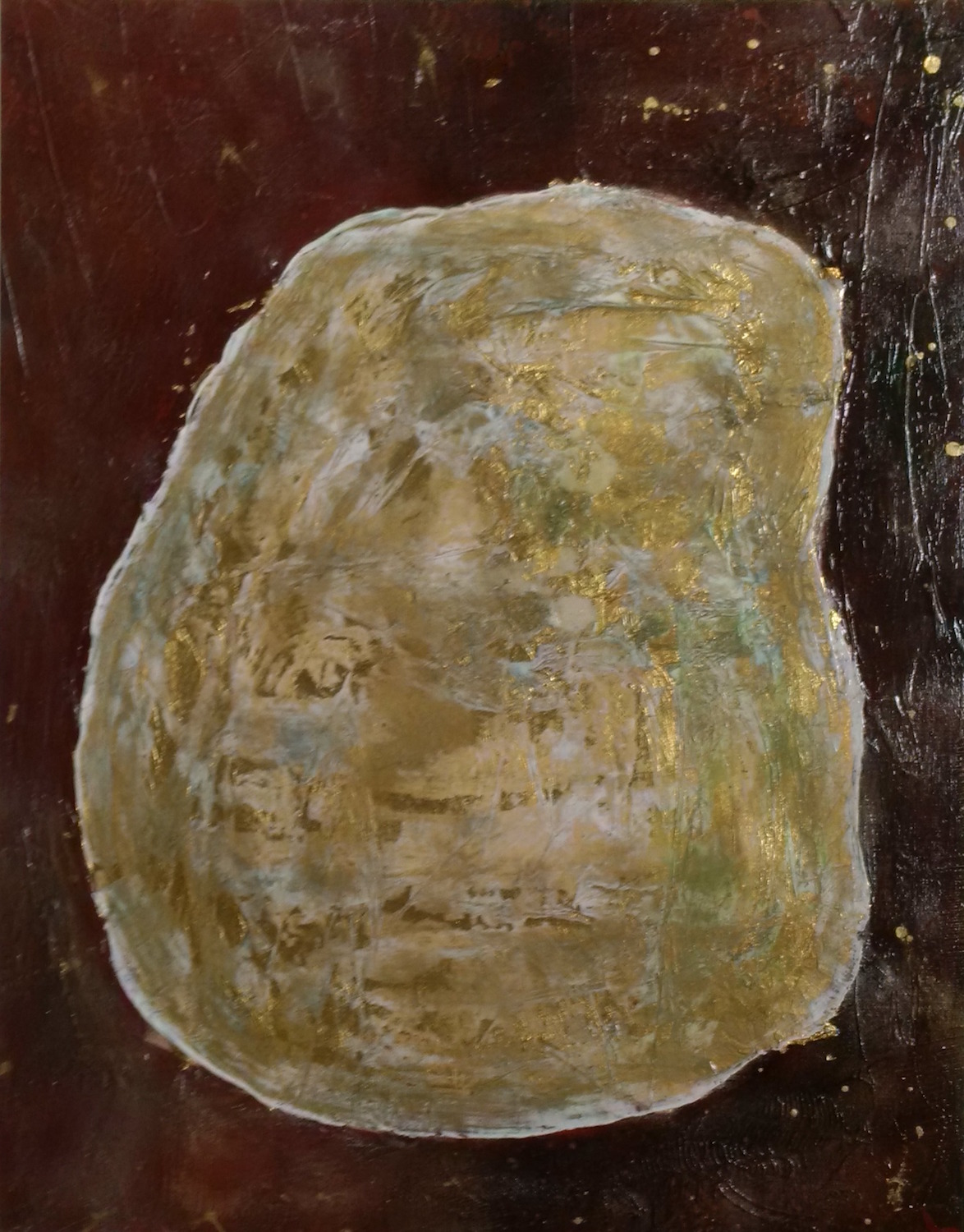 The Golden Stone  (SOLD)