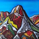 2weiler_the climb_oil on canvas 24x30 700