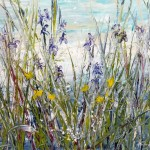 MAcNaughtan_Wildflowers At Water's Edge_30x40 $1700