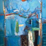 5Ahilov_Evening_mixed on canvas 40x30 3200 copy