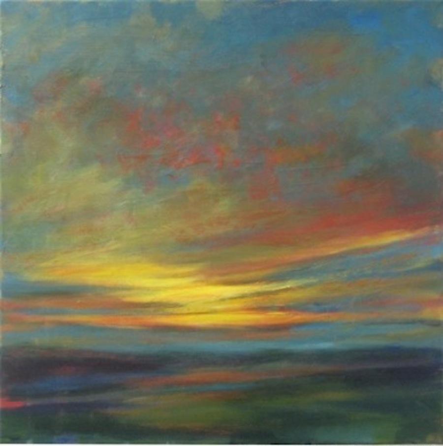 Setting Sun 2 - Rachel H Amram