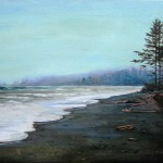 Black Beach  (SOLD)