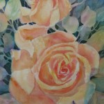 8sneath_blush Roses watercolour 16 X 20 600