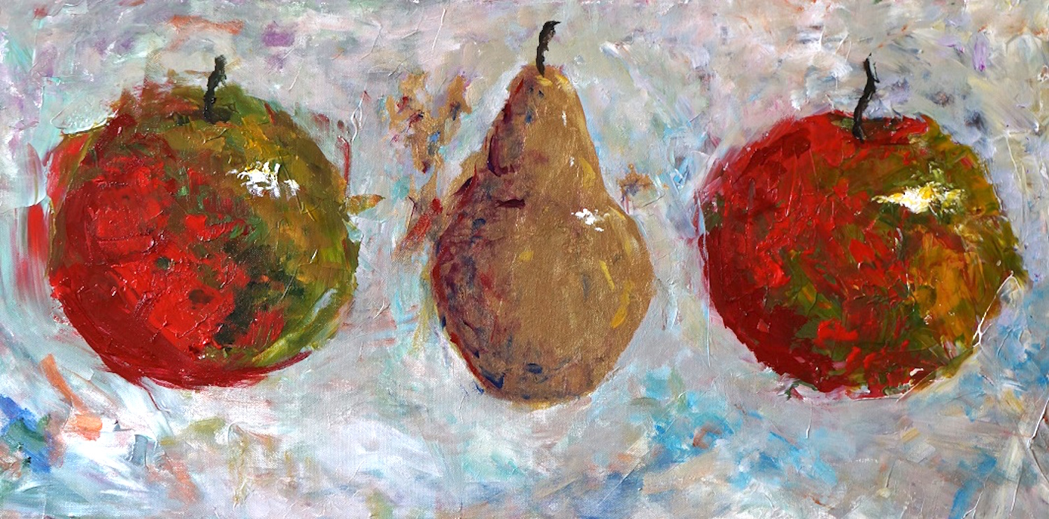 A 'Pear' of Apples 2