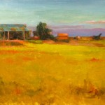 3Froude_gilded-homestead_oil on panel 12x24 1500 copy