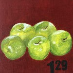 2Glabb_supermarket-apples_acrylic 10x8 120